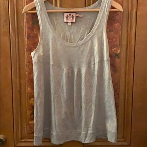 Juicy Couture Sweater Tank